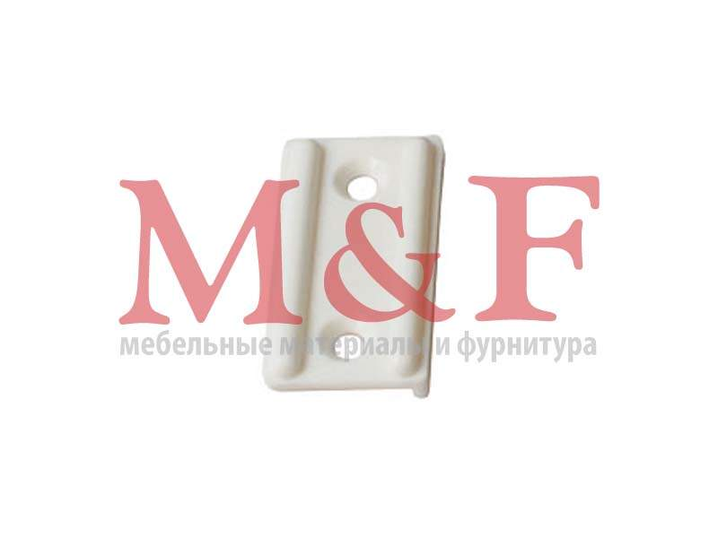 Подпятник пластмассовый под шуруп черный (10000шт) (SALE)