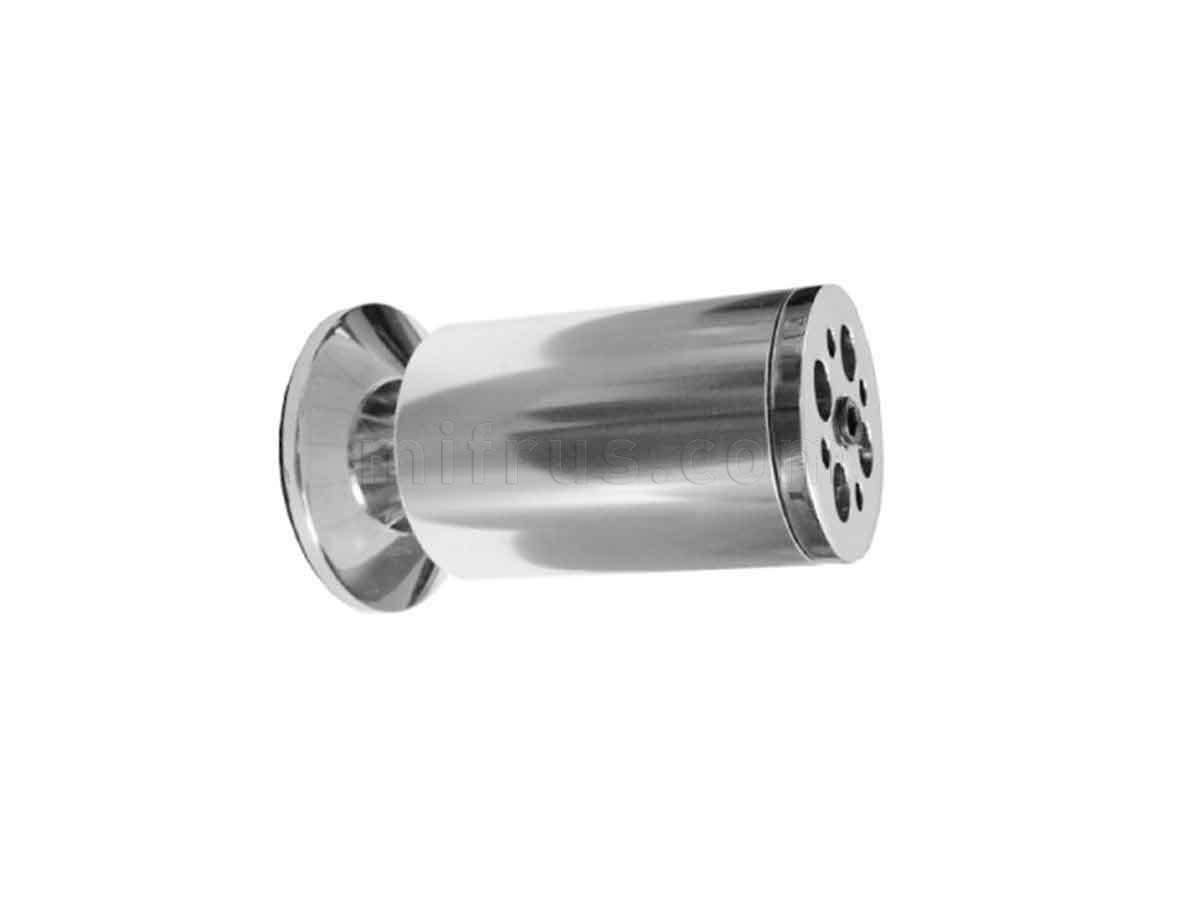 BOYARD Нога N302CP/CP.1 (N0150PC) глянец (100)