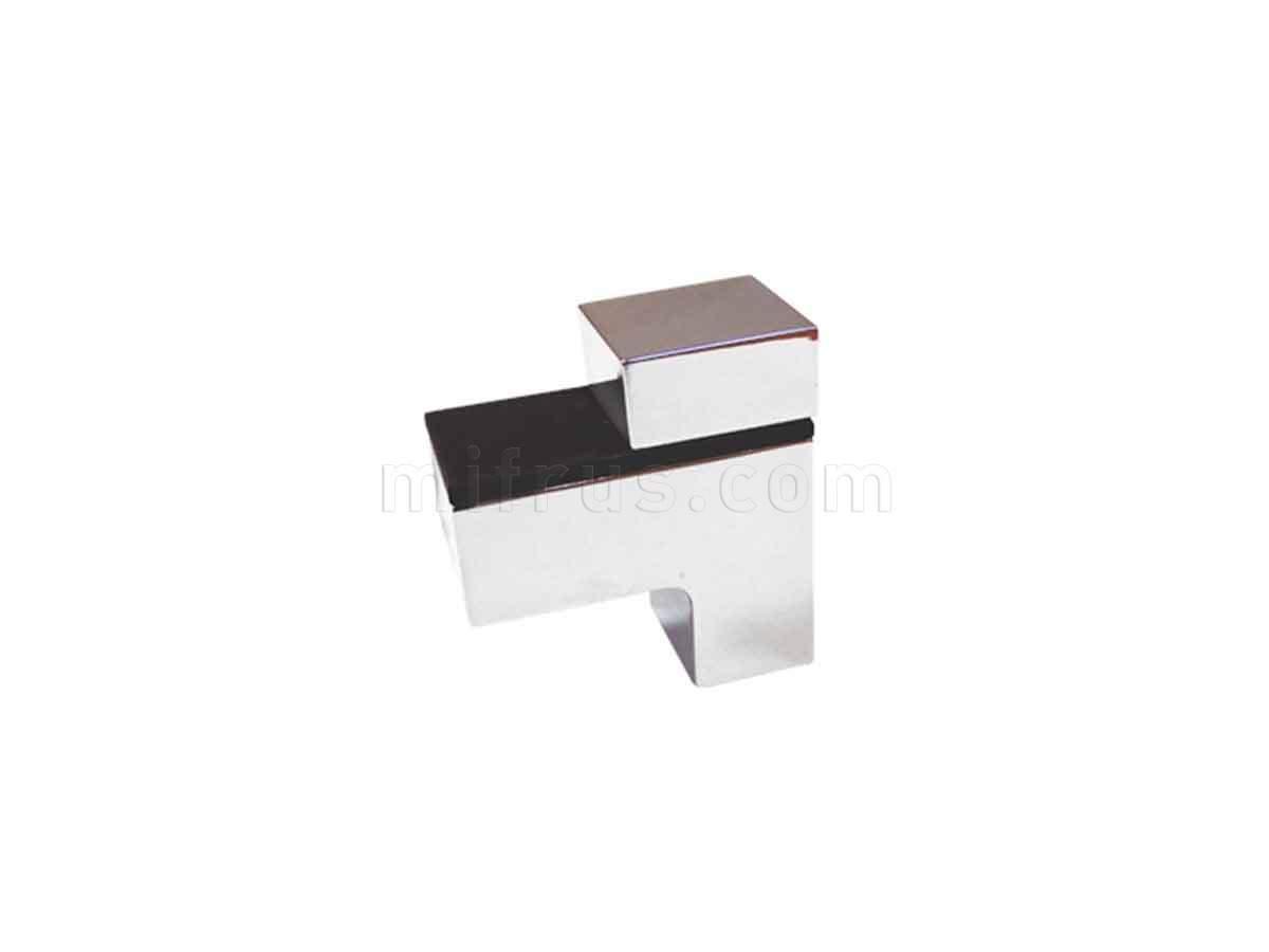 BOYARD Полкодержатель P510CP.2 хром (20/200)