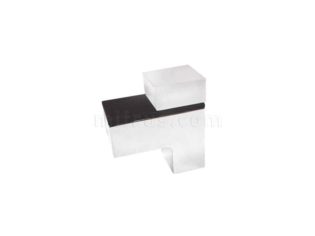 BOYARD Полкодержатель P510SC.2 матовый хром (20/200)