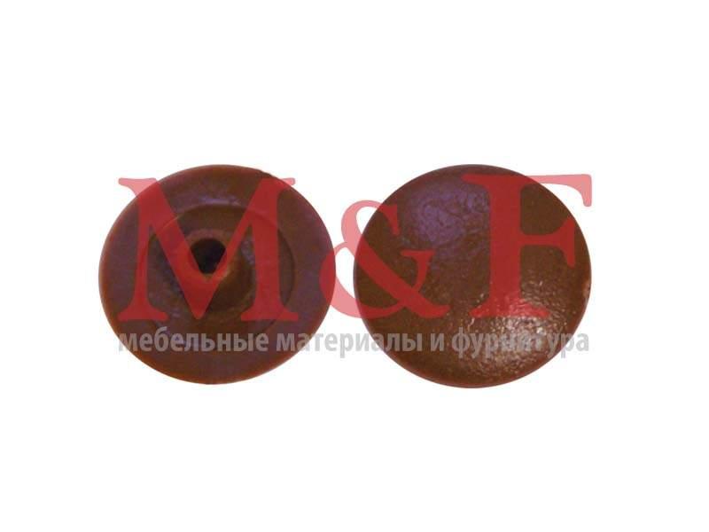 Заглушка к евровинту №10 орех гварнери (1000)
