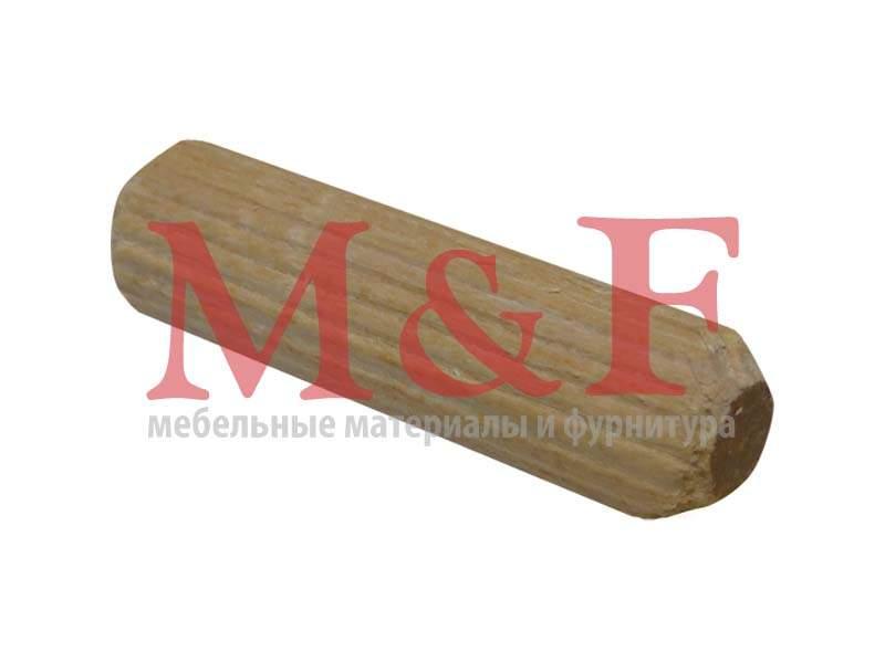 Шкант деревянный 8х30 (30000шт)