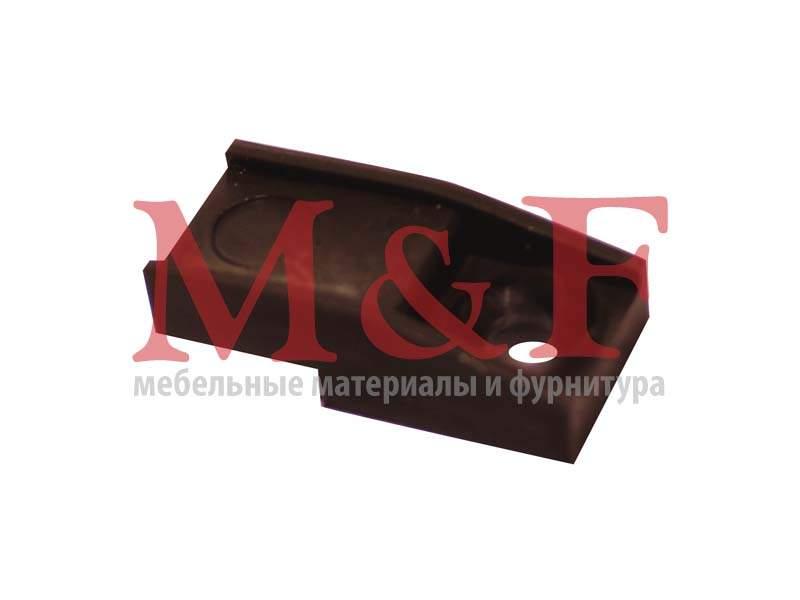 Держатель д/стекла С1 Т-КОР. №4 (ФМ 110) темно-коричневый (1000)