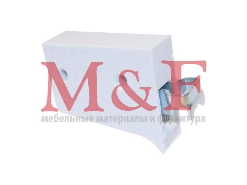 Подвес кухонный регулир.унив.белый 1 шт., максимальная нагрузка на ящик 30кг (400) (SALE)
