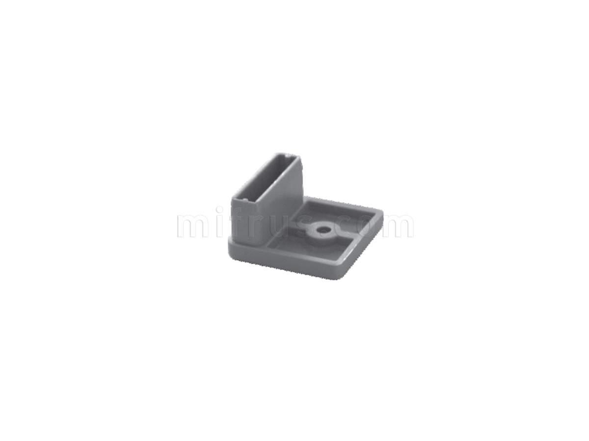 Крепеж расширителя метабокса FGV задний 2H.0172.12.08.0CF, серый пластик (100)