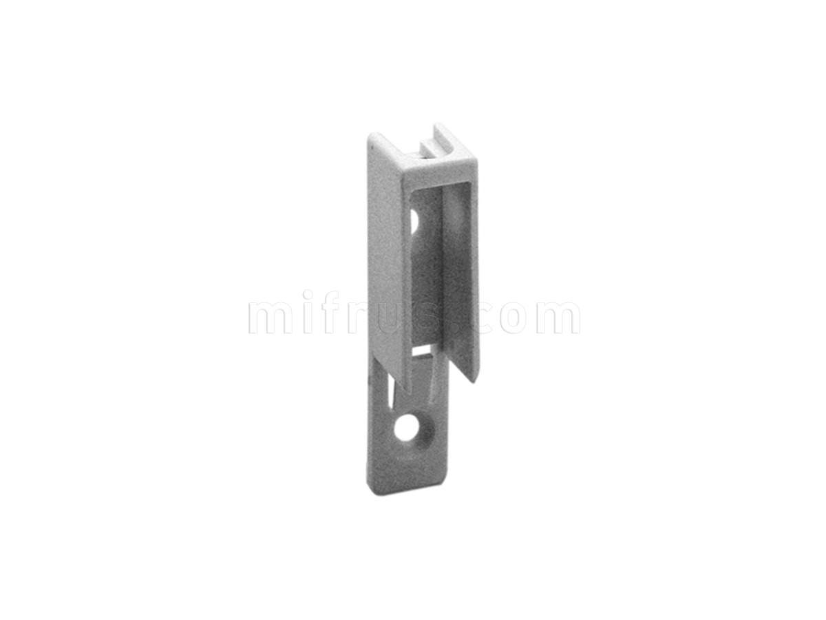 Крепеж расширителя метабокса FGV фронтальный 2H.0172.12.18.0CF, серый пластик (100)