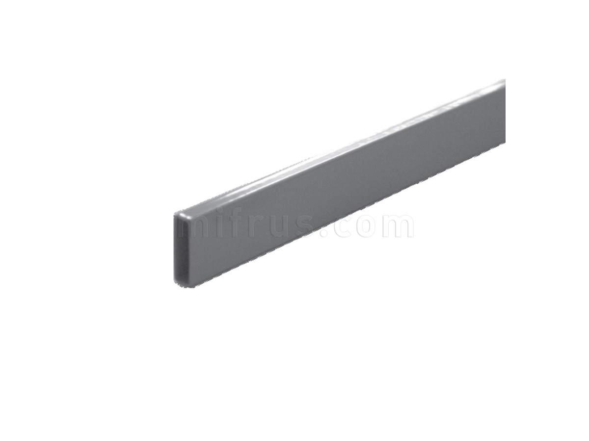 Профиль-делитель метабокса FGV 34.0TT0.06.831.00 L=831 мм, серый (50)