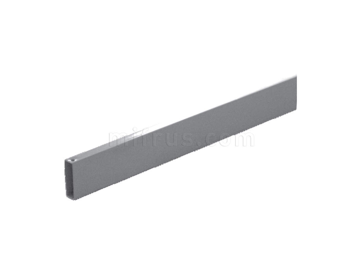 Профиль-расширитель метабокса FGV 34.0TL0.06.496.00 L=500 мм, серый (100)