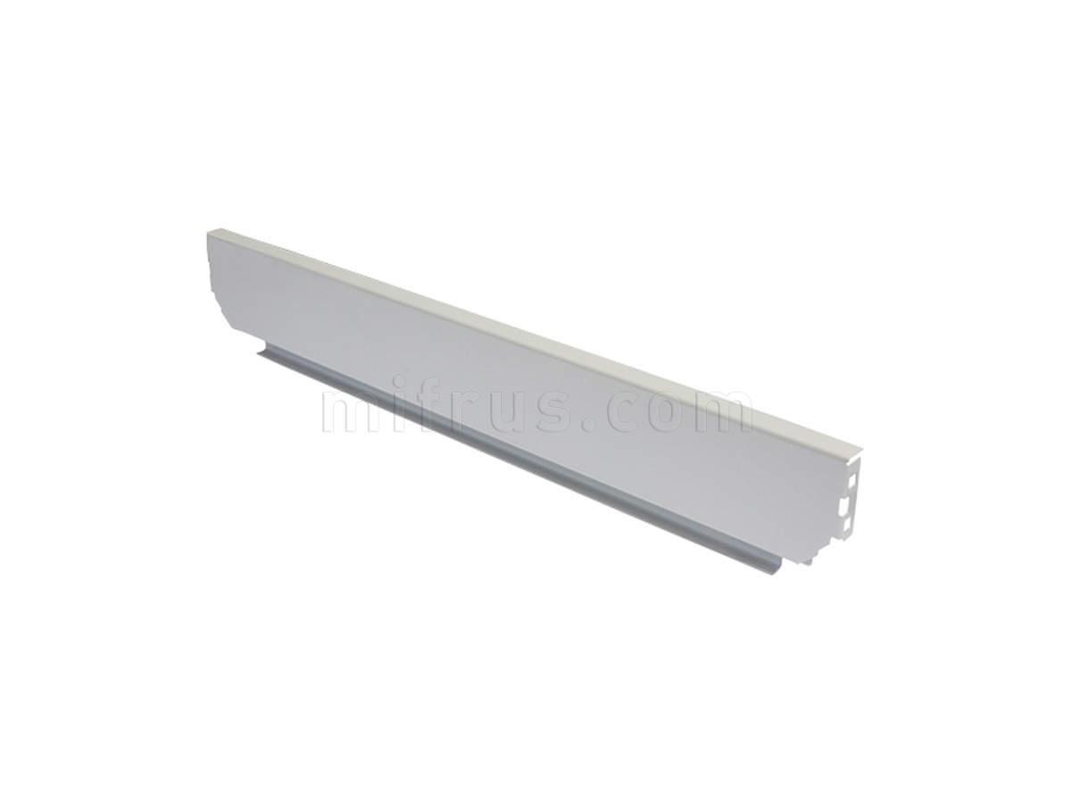TEN Задняя стенка металлическая H.90 в базу 450/16, отделка серая 58PXPAA64516000