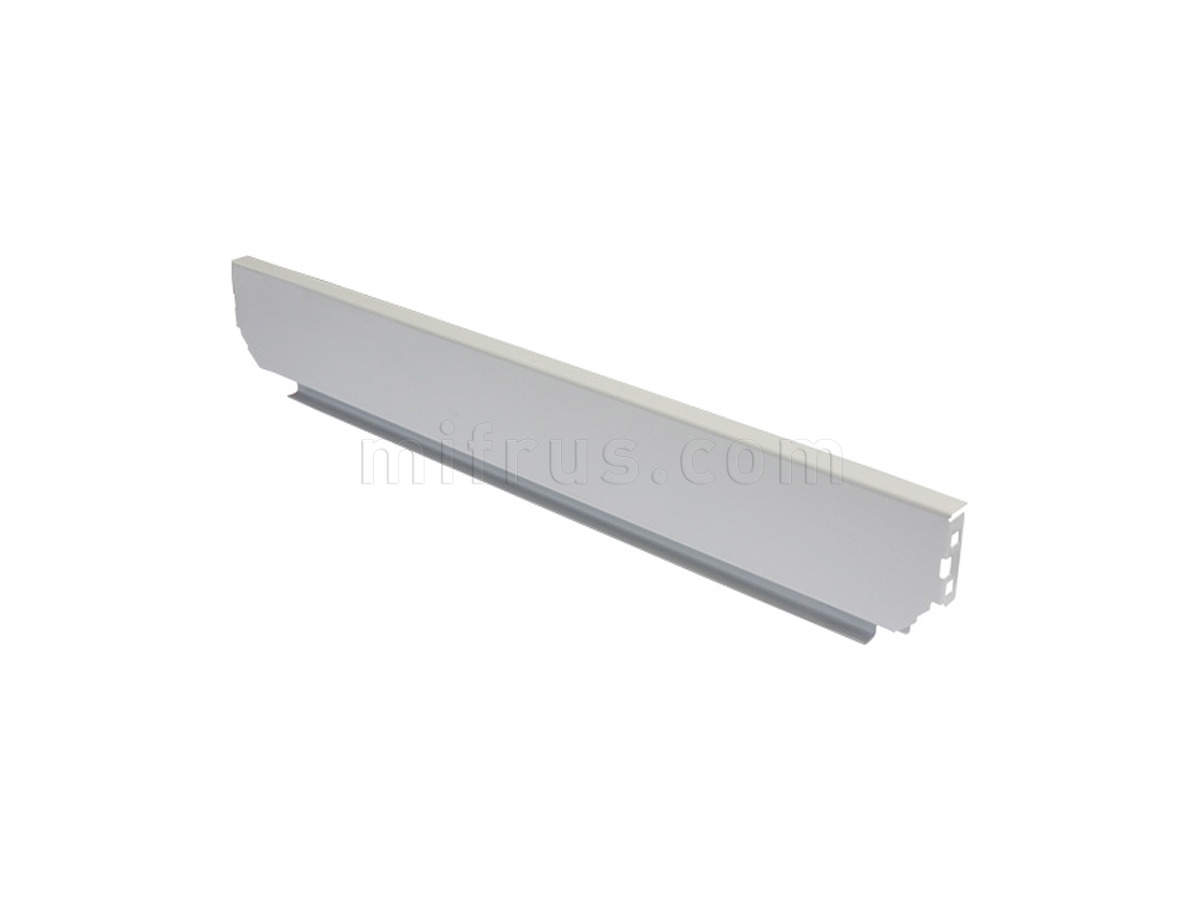 TEN Задняя стенка металлическая H.90 в базу 600/16, отделка серая 58PXPAA66016000