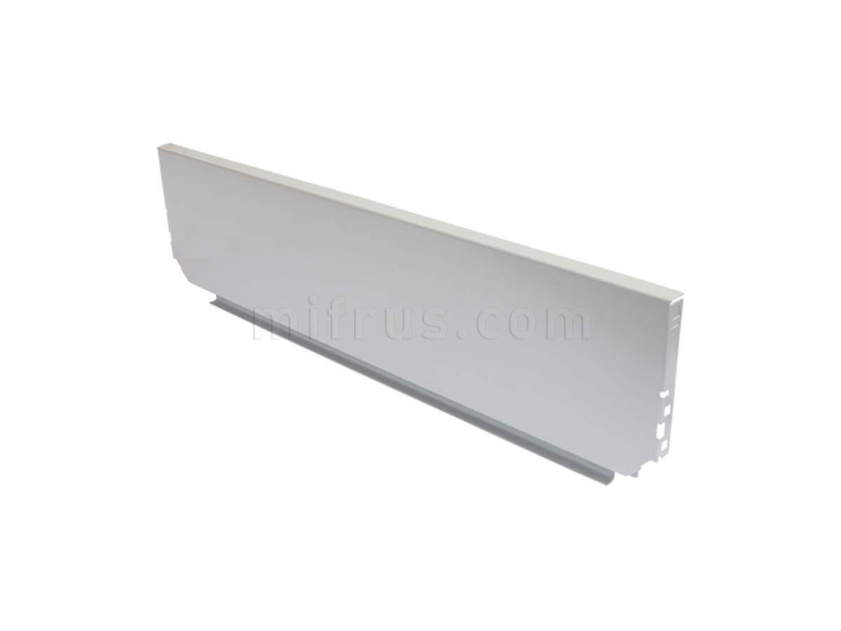 TEN Задняя стенка металлическая H.150 в базу 450/16, отделка серая 58PXPCA64516000
