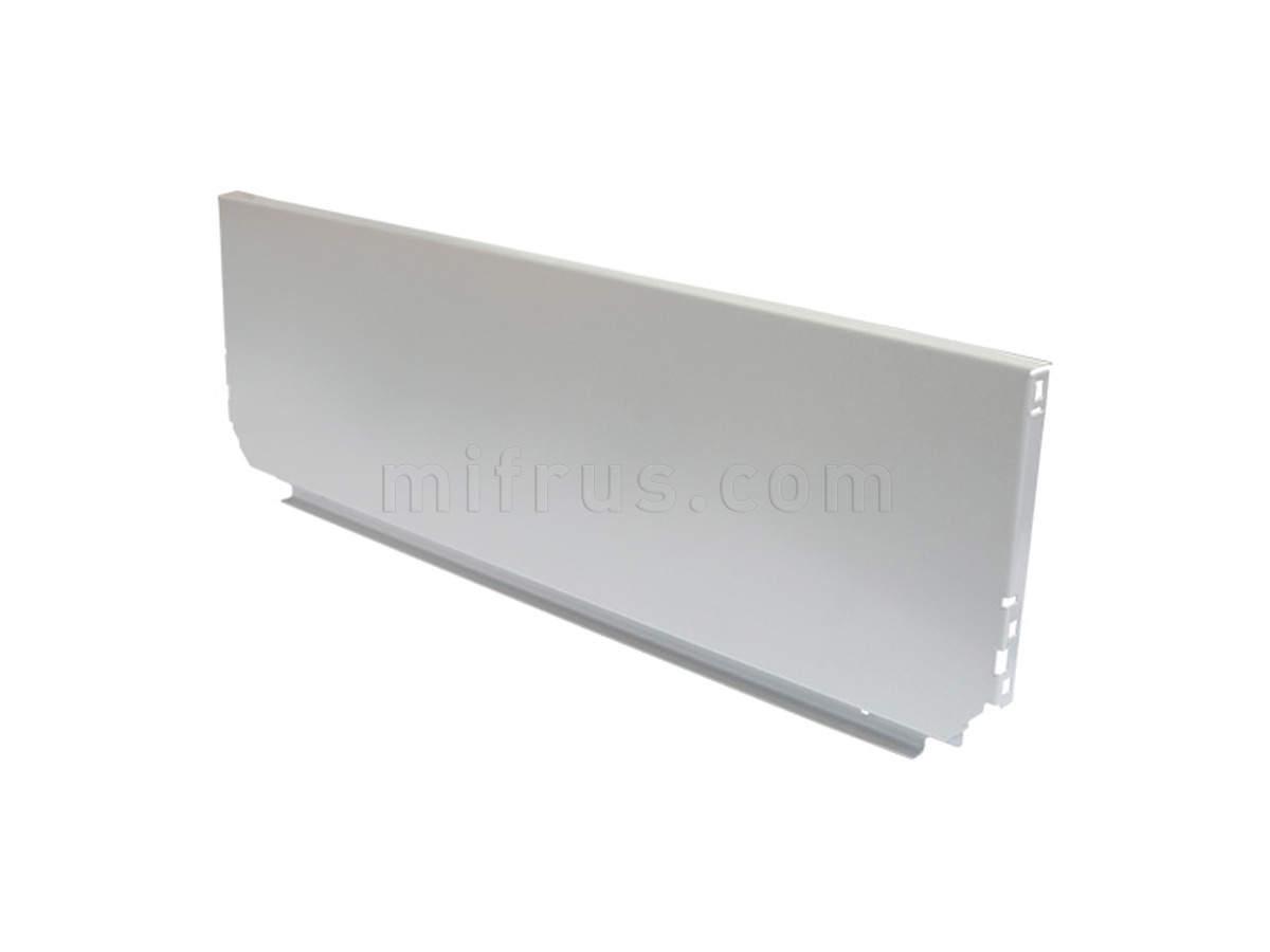 TEN Задняя стенка металлическая H.180 в базу 600/16, отделка серая 58.PXPS.A6.60.16.B00