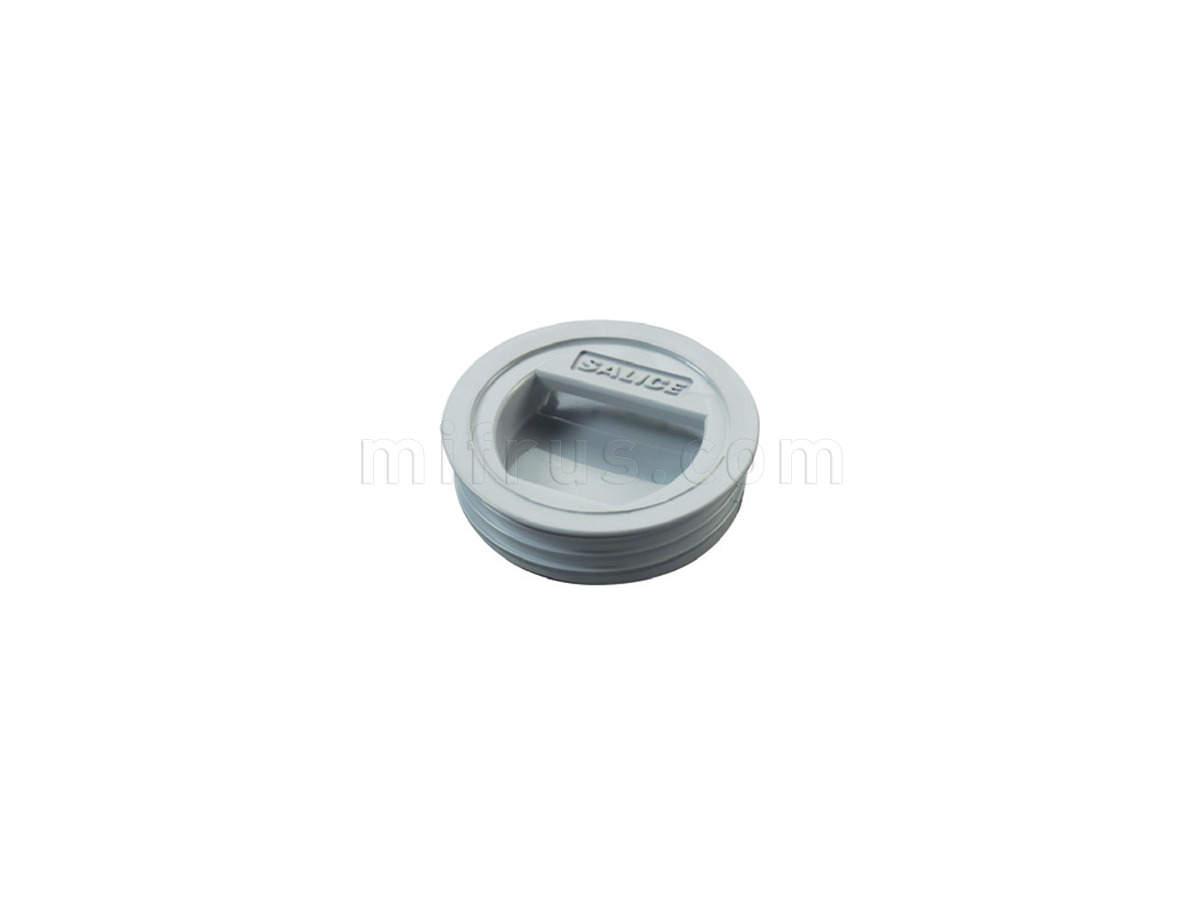 DP29SNG PUSH Ответная часть для глухого фасада, серая (300)